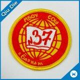 Nessun ferro minimo/Velcro-sulla zona/distintivo del ricamo della protezione 100%/75%