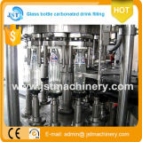 3 en 1 Complete Soda Water Carbonated Drinks Filling Plant