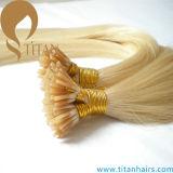Cheratina di Remy del Virgin 613# capovolgo l'estensione dei capelli