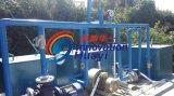 再使用の廃水のための地下の汚水処理装置