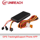 Waterproof Vehicle GPS Tracker with Engine Cut Function (FK60)