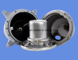 9W van de LEIDENE van het Roestvrij staal van Reccessed Licht het OnderwaterPool van het KUUROORD