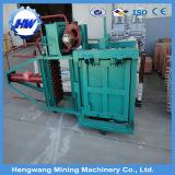 Prensa hidráulica del metal que recicla la máquina para el aluminio de acero cobreado