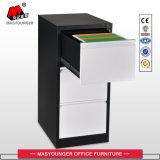 Anti-Inclinar o ficheiro da gaveta do metal 3 do escritório da estrutura