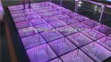 Plein nouvel effet de tunnel de RVB 3in1 LED Dance Floor