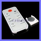 Regulador sin hilos universal ultra fino modificado para requisitos particulares OEM del telecontrol del IR de la aduana del regulador de la velocidad del ventilador del acondicionador de aire