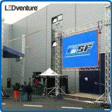 placa Rental ao ar livre do diodo emissor de luz Digital da cor pH5.95 cheia para eventos