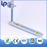 ABS/PVC Material Optical Fiber Cable Tray 걸고 및 Overhead