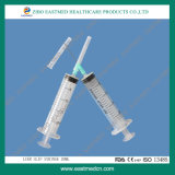 Hypodermatische Wegwerfbeleg-Spitze-Spritzen mit oder ohne Nadel