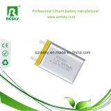 Клетки батареи 3.7V Lipo 2800mAh для портативного DVD