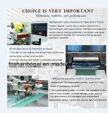 Machine à emballer automatique entièrement électronique de contrôle de mouvement