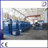 Algodón de la basura de la vertical de Y82-200kl y prensa de la botella del animal doméstico (CE)