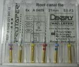 Dossiers dentaires de vente d'acier inoxydable d'utilisation chaude de main