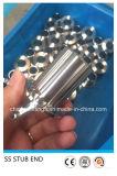 스테인리스 음식 유형 Ss304 Polished 관 이음쇠