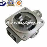 La Chine a personnalisé le bâti en aluminium de fonderie de moulage de sable de corps de valve