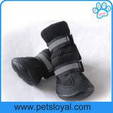 製造業者の冬は贅沢TPRの大きい飼い犬の靴を換気する