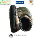 De Pu Met een laag bedekte Stof van de Taf Camo voor de Openlucht Warme Schoenen van de Tent