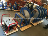 machine de soudure par fusion de pipe de HDPE de 315-630mm