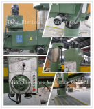 Perforadora Radial Hidráulica