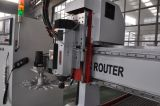 Máquina do Woodworking do router do CNC com ATC