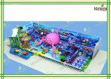 Спортивная площадка Kaiqi крытая для спортивной площадки крытого мира сбывания/воды /Kids спортивной площадки темы моря крытой
