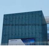 Laser arquitectónico de corte Paneles de construcción exterior de aluminio muro cortina