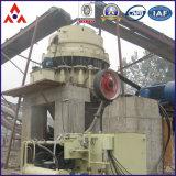 石切り場の砕石機、プラント(PSGB)を押しつぶすSymonsの円錐形の粉砕機