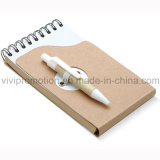 Popular Mini Pocket Spiral Notebook com papel reciclado (PNB082A)