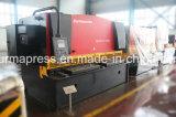 CNC, der hydraulische quadrierende schneidet Maschine 4X4000 des Scher(Scheren)