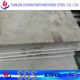 Laminado 304 chapas de aço 316L inoxidáveis no padrão de ASTM