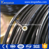 Mangueira de lixívia de nylon trançada com fibra resistente a óleo com alta pressão (R7 / R8)