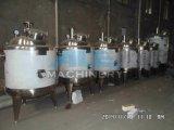 Sanitaire Hoge snelheid die het Roestvrij staal die van de Tank mengen Tank mengen met Hoge snelheid (ace-jbg-G9)