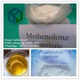 Primobolan-Dép40t 303-42-4 de Methenolone Enanthate de grande pureté de 98% pour la construction de muscle