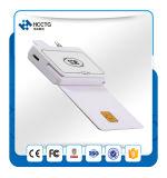小型ISO 7816の磁気ストライプのスマートな移動式カード読取り装置移動式POS ACR32