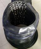 A câmara de ar interna da motocicleta natural direta da fábrica, motocicleta parte (110/90-16)