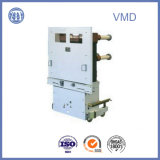 Vmd 12kv-3150A Disyuntor de vacío HV de montaje lateral con polo de montaje