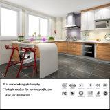 現代高い光沢のある紫外線木の食器棚(ZH0967)
