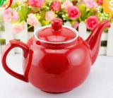 Grande SGS variopinto Certificate Ceramic Tea Pot di disegno di Capacity