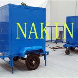 Завод регенерации неныжного масла трейлера, машина очистителя масла трансформатора вакуума