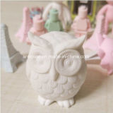 3D Owl Shaped Ceramic Perfumado Aroma Stone (AM-71)