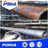 Het Vernietigen van het Schot van Outwall van de Pijp van het staal de Schoonmakende Apparatuur van de Machine