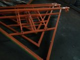 Grattoir de produit pour courroie pour des bandes de conveyeur (type de V) -8