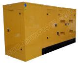 генератор силы 300kw/375kVA Cummins звукоизоляционный тепловозный для домашней & промышленной пользы с сертификатами Ce/CIQ/Soncap/ISO