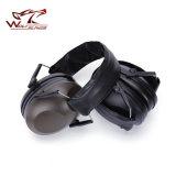 Auriculares ajustáveis do fone de ouvido do tiro de Paintball da engrenagem do campo do combate para esportes ao ar livre do tiro da caça