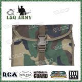 ミラーが付いている軍の走行の記憶袋装飾的な袋の洗面用品袋