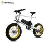7 bici eléctrica del neumático gordo del kilometraje 36V 250W 20inch de la velocidad los 30km con la visualización del LCD