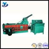 Presse hydraulique manuelle de presse de déchet métallique pour des bidons
