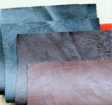 Кожа PU синтетическая для мешка одежды