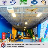 Entrepôt normal de bâti de pipe en acier de GB multifonctionnelle/jeté/construction