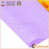 Púrpura no tejida del material de embalaje del regalo de la flor No. 36